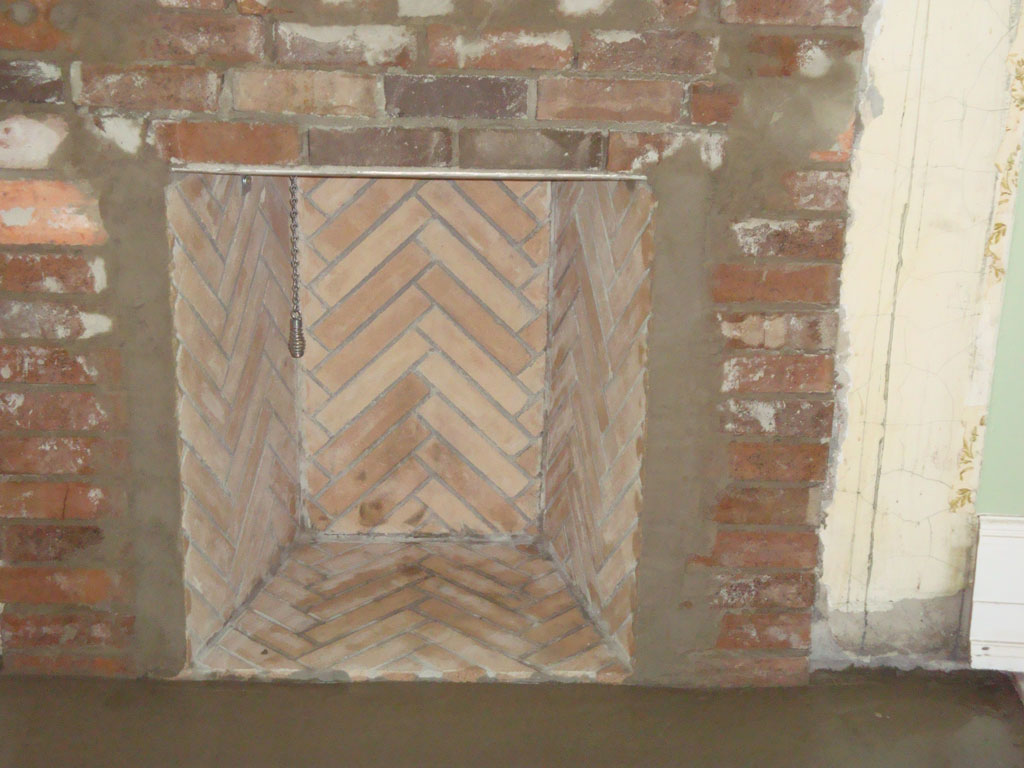 fireplaces chimney top